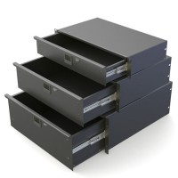 Steel Rack Drawers