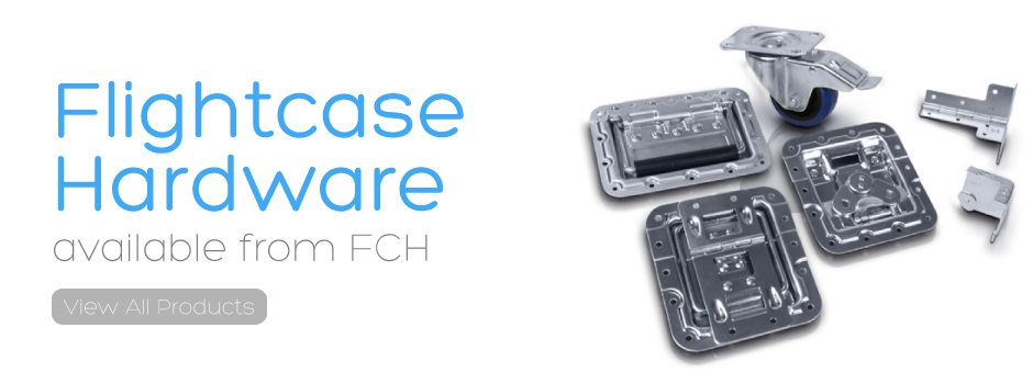 Flightcase Hardware