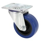 100mm Swivel Blue Castor