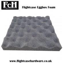2m x 1m - (30mm) Eggbox Foam Sheet