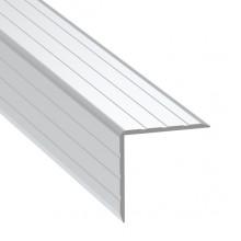 Aluminium Case Angle (30 x 30mm) - x 5 - 2m Lengths