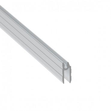 Aluminium Hybrid Extrusion for 4mm Panels (2mts)