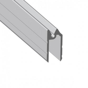 Aluminium Hybrid Extrusion for 9mm Panels (2mts)
