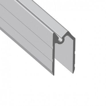 Aluminium Hybrid Lid Location for 13mm Panels (2mts)