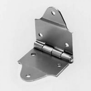 Heavy Duty Hinge includes a seperate Hinge Stop