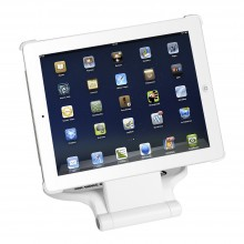White iPad Stand for iPad 2 & 3