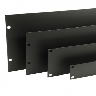 """19"""" Flat Rack Panels 4uk aluminium"""