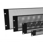3U - Flat Perforated Rack Panel