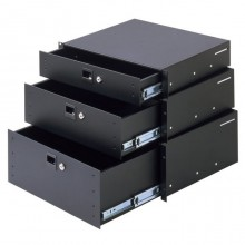 2 U Rackmount Drawer