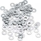 Flat Stainless Steel M5 Washer (Pack of 100)