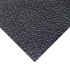 Cabinet Covering - Black Textured Vinyl